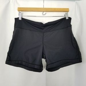 Lululemon Black running Shorts Size 6